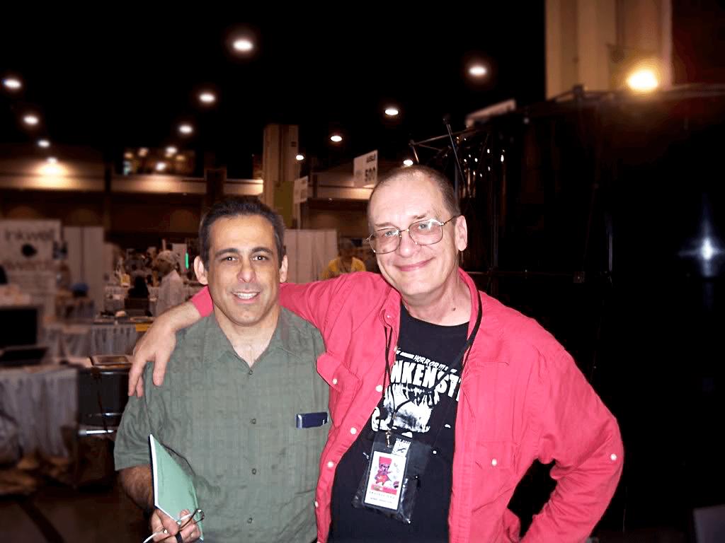Joe Grazolia - Comic Book Pressing Services