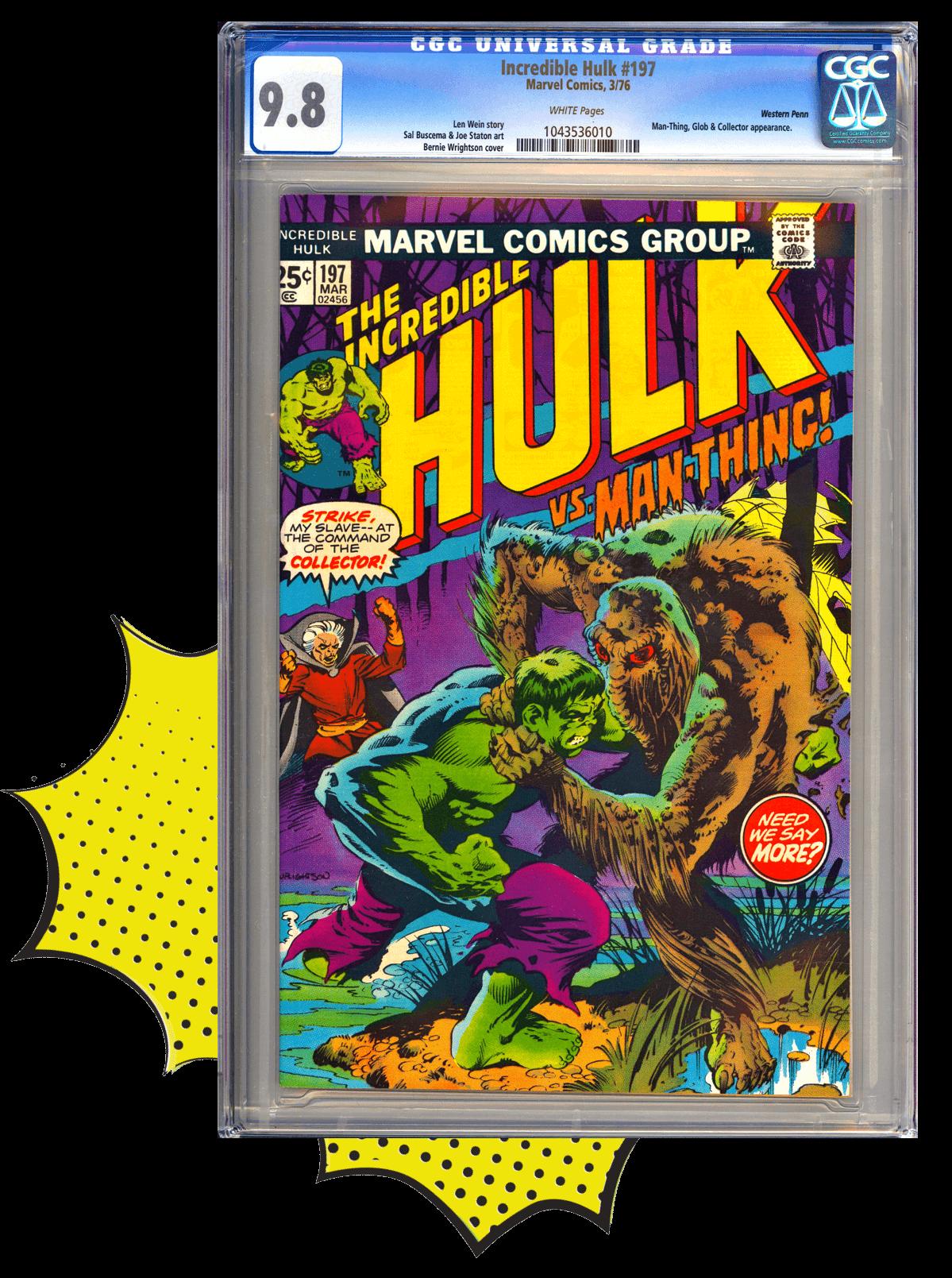 comic book pressing and restoration